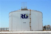 RasGas LNG Tanks 4,5