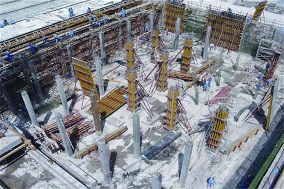 QEWC desalination plant 30 MIGD