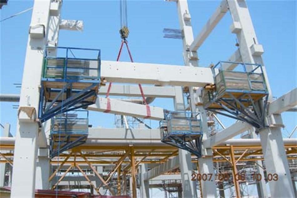Qatar Gas 3 & 4 Onshore project