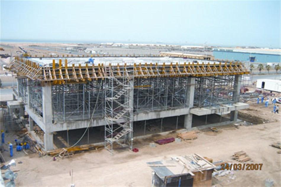 Rabigh Development - PC3 Package (HDPE & Butane Plant)