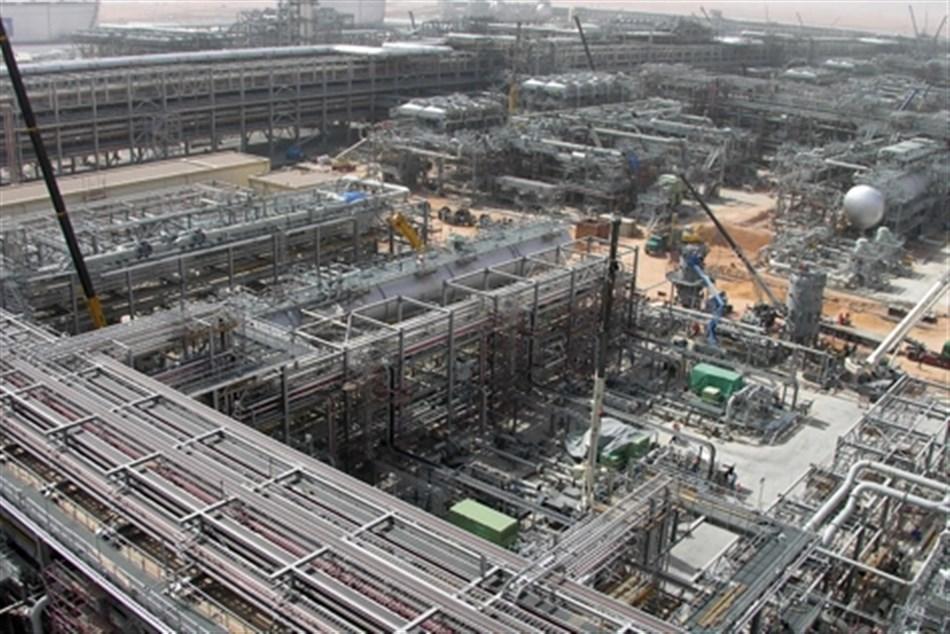 Crude Oil Facilities Project, Khurais