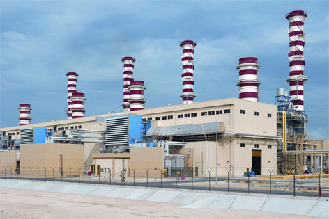 Ras Laffan Power Plant 820 MW