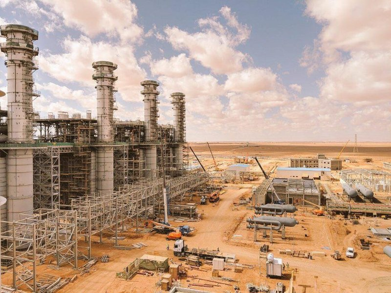 Waad Al Shamal Integrated Solar Combined Cycle (WAS ISCCPP)