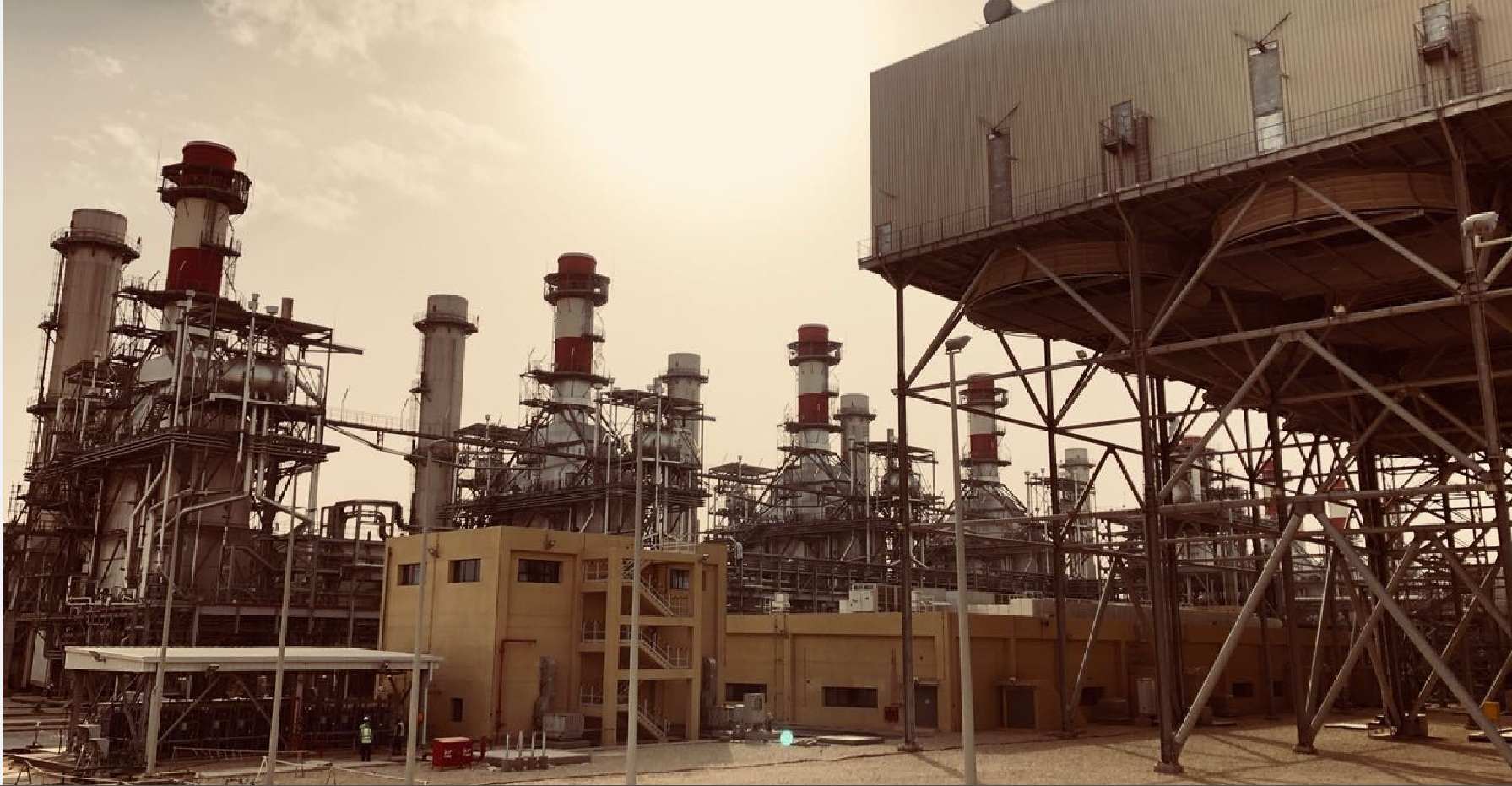 Conversion of Qassim II & III SC to CC Power Plant